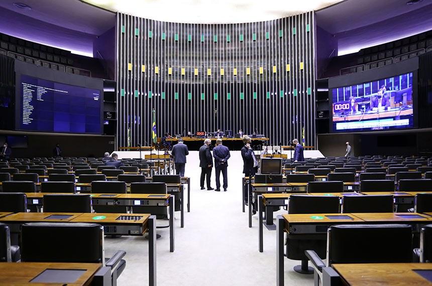 Ordem do dia. Presidente da Câmara dos Deputados, dep. Rodrigo Maia (DEM - RJ)  Najara Araujo/Câmara dos Deputados