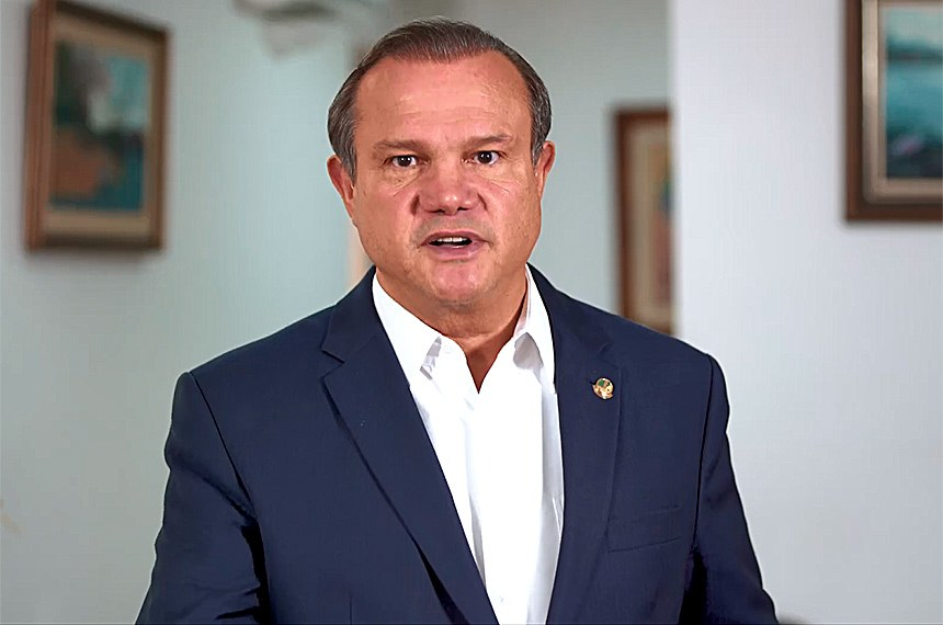 O senador é membro da comissão mista que acompanha as ações do governo no combate à covid-19