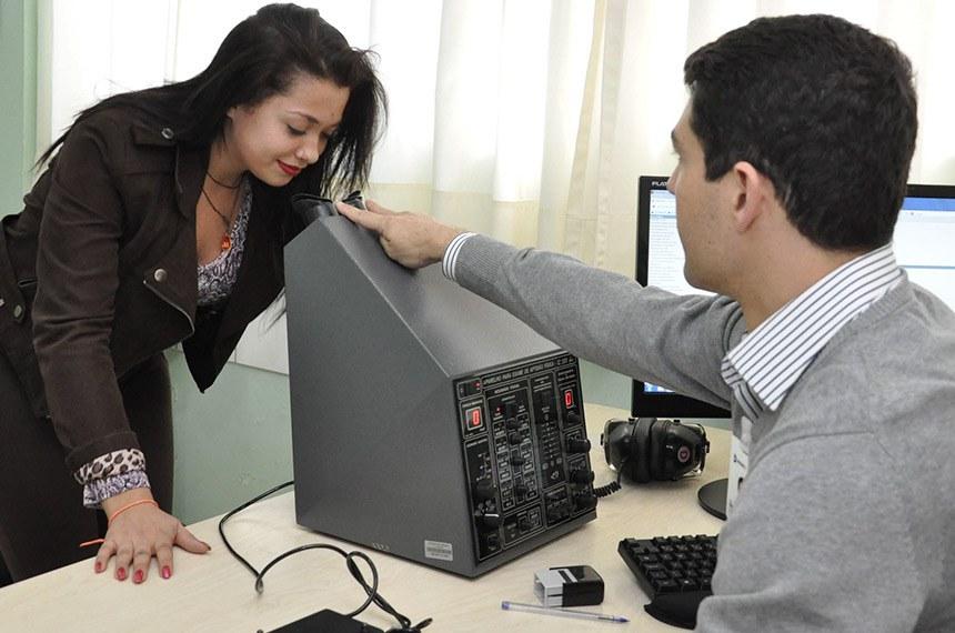 Detran creDetran credencia clínica de Londrina para exame médico especialdencia clínica de Londrina para exame médico especial. Foto: Arquivo Detran PR