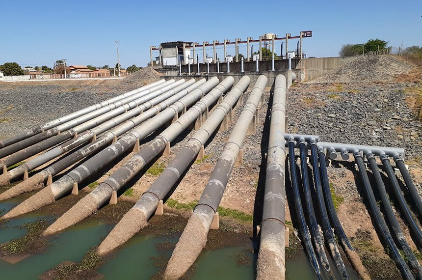 13.09.2019 Projeto público de irrigação Jaíba (MG)