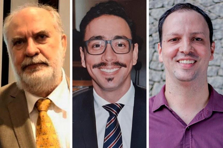 Representantes das áreas da medicina do tráfego (José Montal), psicologia do trânsito (Fabio de Cristo) e mobilidade urbana (Rafael Calabria) analisaram mudanças no CTB aprovadas pelo Senado