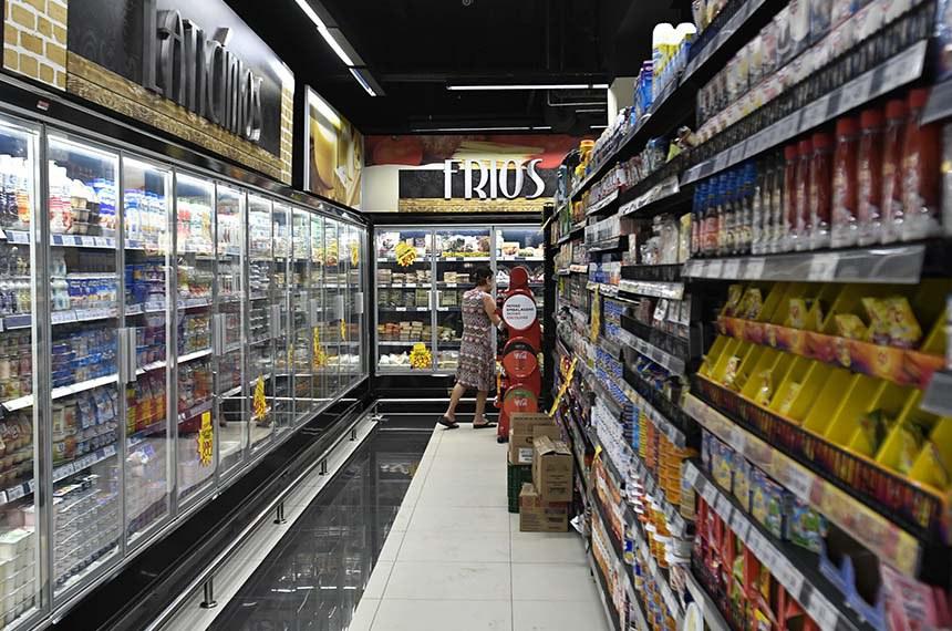 Banco de imagens externas (BIE) - Supermercado.   Foto: Geraldo Magela/Agência Senado