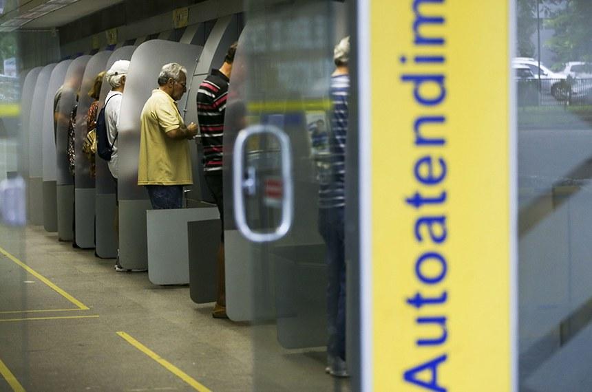Brasília - O Banco do Brasil vai fechar agências bancárias, ampliar o atendimento digital, lançar um plano de aposentadoria incentivada e propor redução de jornada de trabalho para parte dos funcionários (Marcelo Camargo/Agência Brasil)