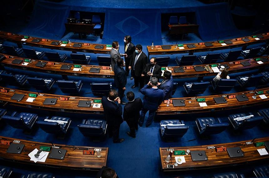 Sessão deliberativa extraordinária semipresencial, para análise de indicações de embaixadores do Brasil em diversos países e para o cargo de ministro do Superior Tribunal Militar (STM).   Participam: senador Marcos Rogério (DEM-RO);  senador Reguffe (Podemos-DF);  senador Marcos do Val (Podemos-ES);  senador Rogério Carvalho Santos (PT-SE); presidente do Senado Federal, senador Davi Alcolumbre (DEM-AP);  secretário-geral da Mesa do Senado Federal, Luiz Fernando Bandeira de Mello Filho; senador Jorge Kajuru (Cidadania-GO);  senador Acir Gurgacz (PDT-RO); senador Lucas Barreto (PSD-AP).  Foto: Edilson Rodrigues/Agência Senado