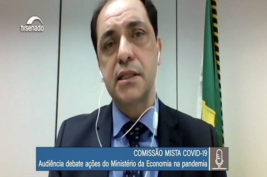 Waldery Rodrigues Junior fez um apelo pela continuidade das reformas estruturantes para a busca do equilíbrio fiscal de União, estados e municípios