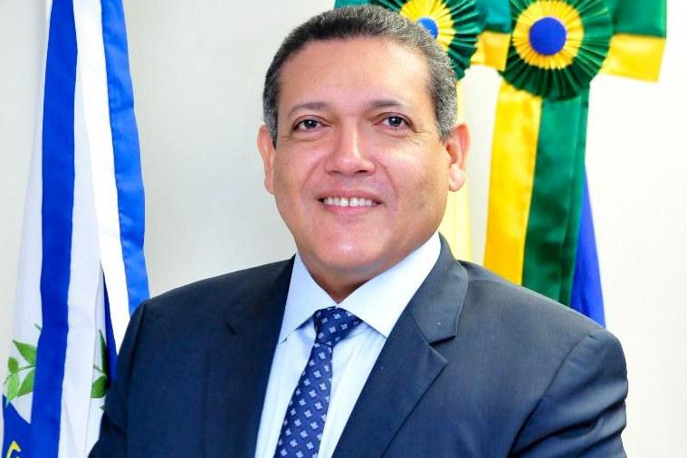 Kassio Nunes, ministro indicado ao STF por Bolsonaro (Foto: Samuel Figueira/TRF 1ª Região / Agência Senado )