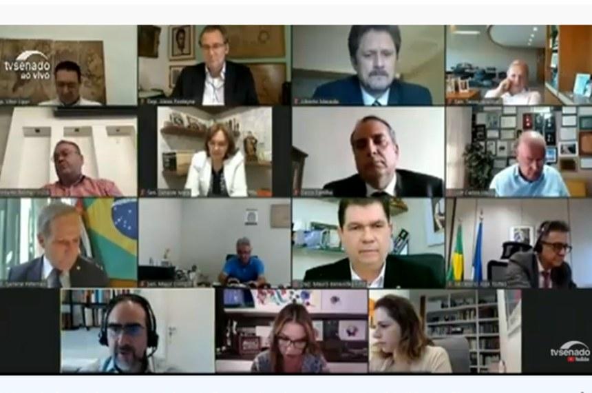 CM-ReformaTributária: audiência remota destinada a ouvir últimas considerações dos formuladores técnicos das principais propostas de reforma tributária em tramitação