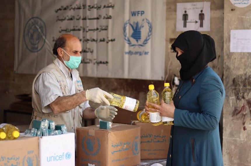 Prêmio Nobel da Paz de 2020 ficou para o Programa Mundial de Alimentação das Nações Unidas, de combate à fome