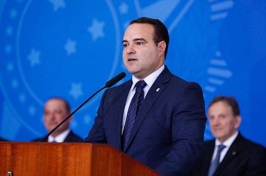 Jorge Oliveira foi indicado pelo governo para o cargo de ministro do Tribunal de Contas da União