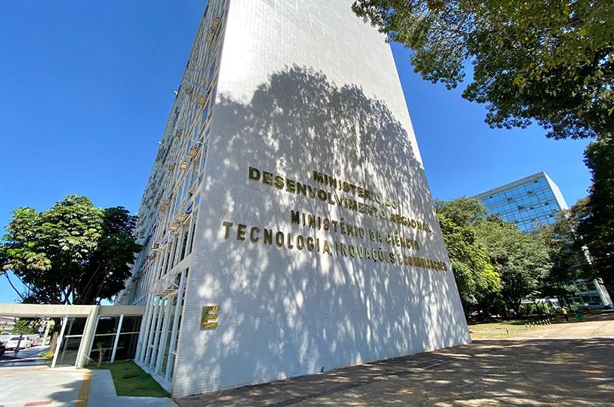 Pasta foi criada a partir do desmembramento do Ministério da Ciência, Tecnologia, Inovações e Comunicações