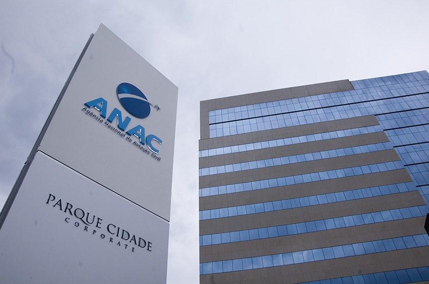 Nova sede da Agência Nacional de Aviação Civil (Anac).