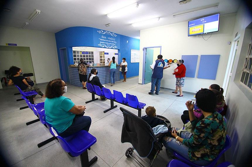 Entrega da UBS Resolve Jardim da Granja na região Sudeste. Foto: Claudio Vieira/PMSJC. 13-08-2020