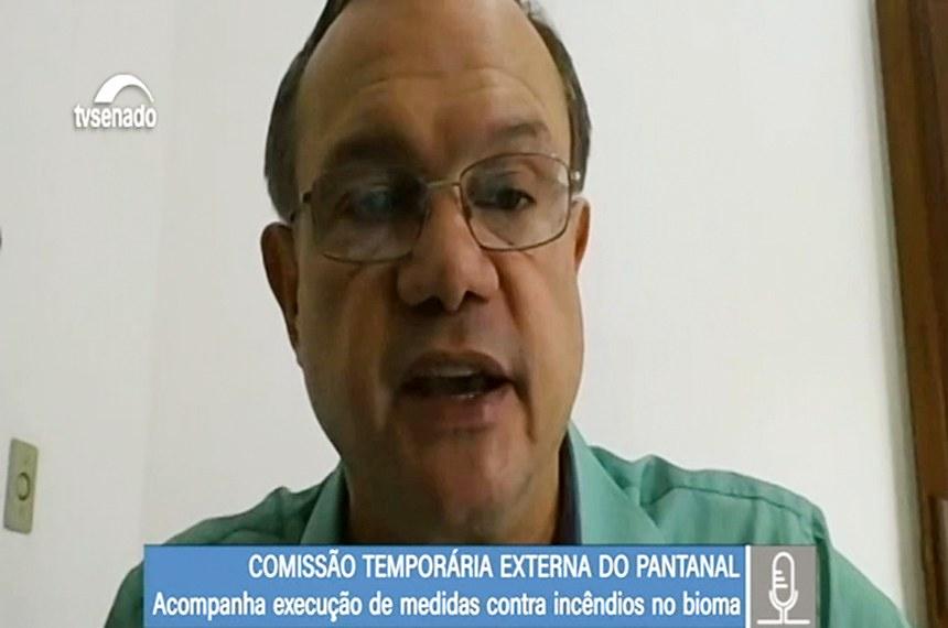 Autor do requerimento, Wellington Fagundes  pede dados sobre o rebanho bovino no Pantanal de 1991 até 2020