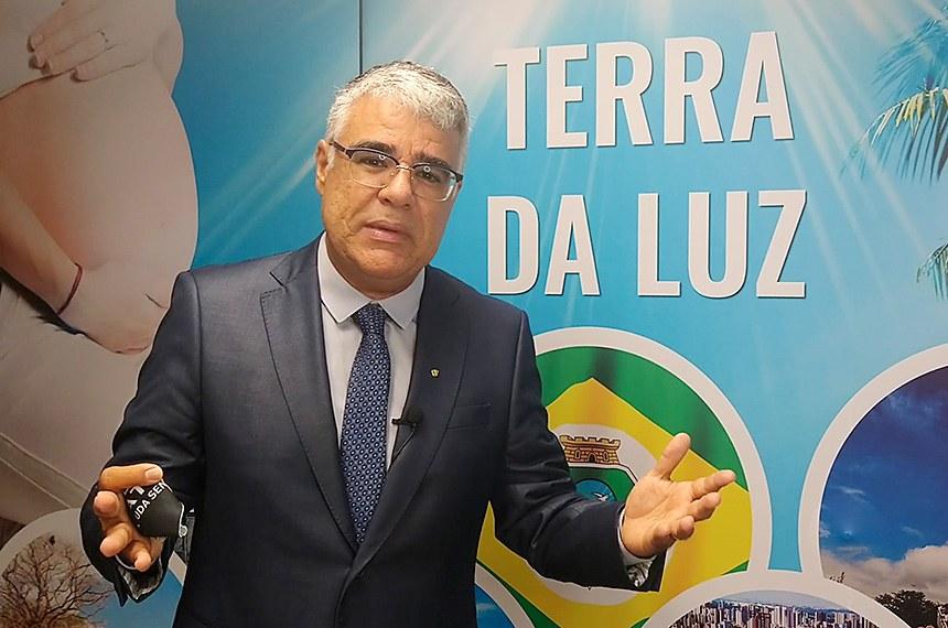 O senador destacou que uma das ações foi motivada por acusações de desvio de recursos em hospital de campanha em Fortaleza