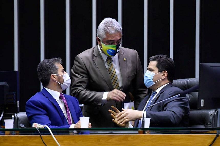 Sessão Congresso para análilse de vetos