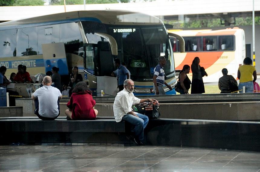 Rodoviária Interestadual de Brasília - Inaugurada em 25 de julho de 2010, a nova Rodoviária Interestadual de Brasília recebe as linhas de ônibus interestaduais procedentes ou com destino a cidades de praticamente todos os Estados do Brasil.