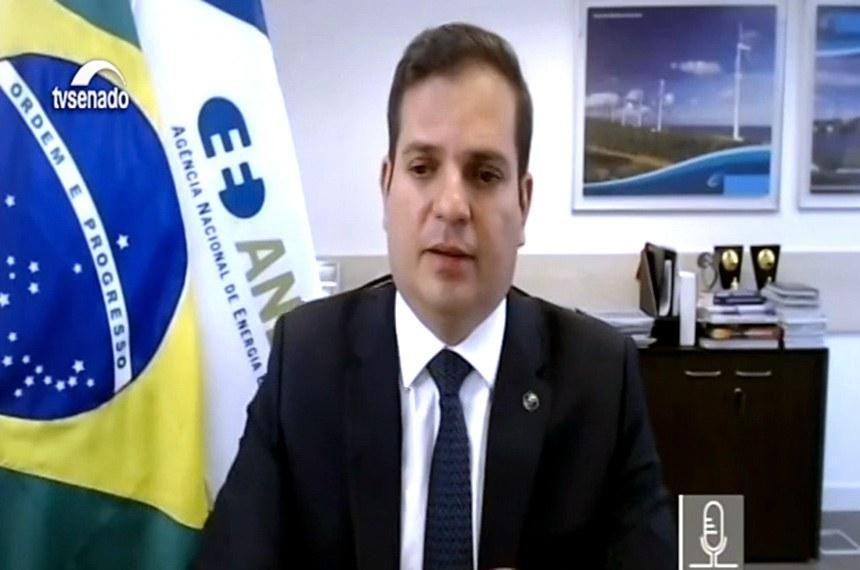 André Pepitone da Nóbrega participou de audiência remota da comissão que acompanha as medidas contra a pandemia