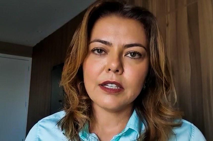 A senadora destacou a campanha 16 Dias de Ativismo pelo Fim da Violência contra as Mulheres