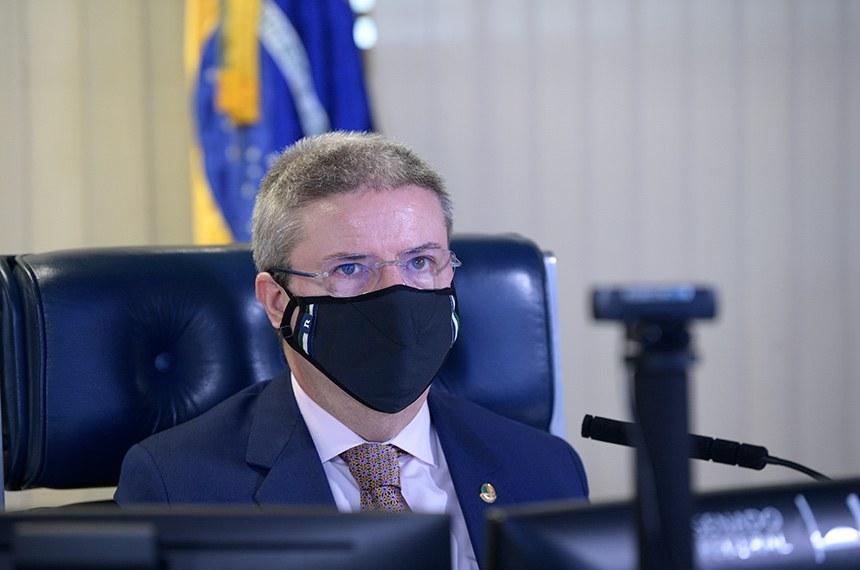Antonio Anastasia foi o relator da matéria