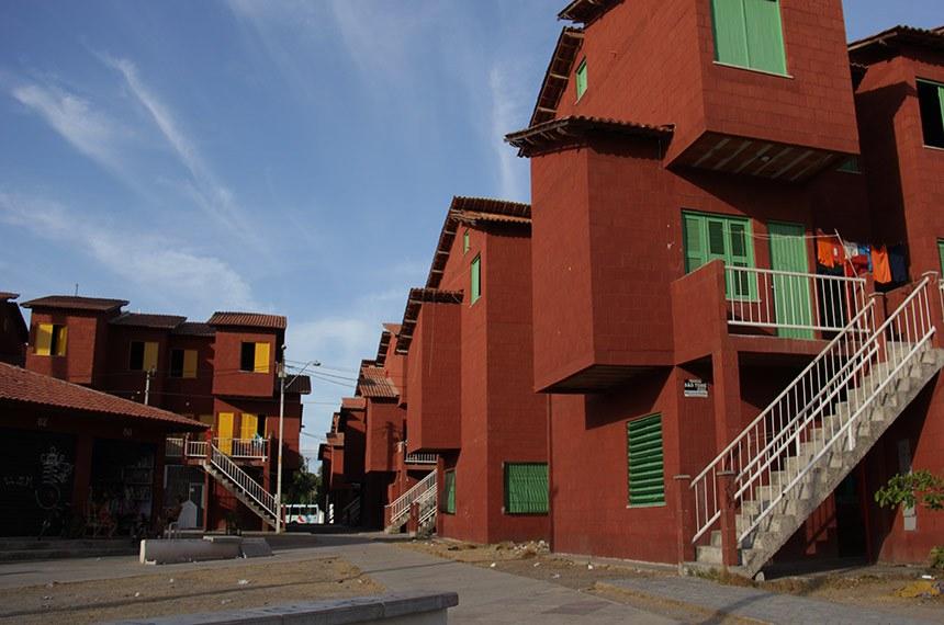 Projeto de Urbanização Vila do Mar, localizado em Fortaleza (CE).