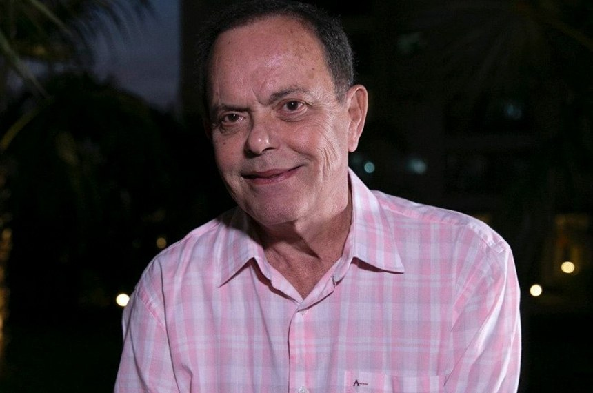 O jornalista Fernando Vanucci faleceu nesta terça-feira (24) em São Paulo. Aos 69 anos, o profissional era locutor, apresentador e comentarista esportivo.  Foto: Reprodução