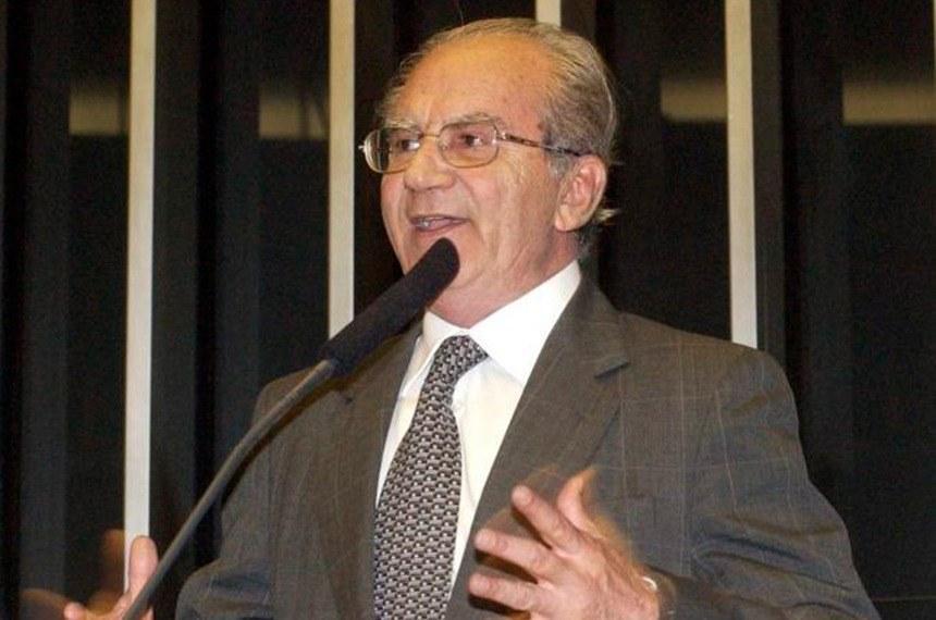Jofran Frejat foi deputado e secretário de saúde do Distrito Federal