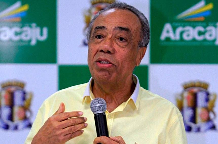O ex-governador de Sergipe faleceu nesta terça-feira (2), vítima de covid-19, e era marido da atual senadora Maria do Carmo Alves