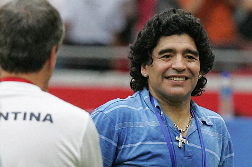 Diego Maradona faleceu nesta quarta-feira, aos 60 anos