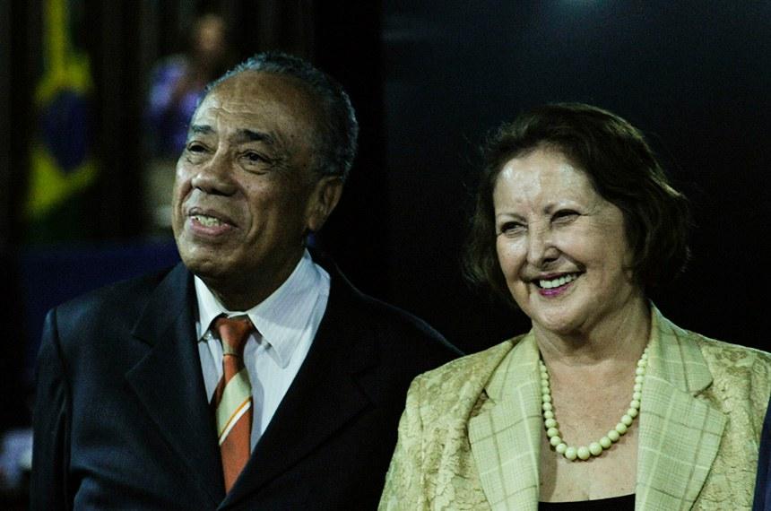 O ex-governador de Sergipe,João Alves Filho (DEM), que também ocupou o cargo de prefeito de Aracaju