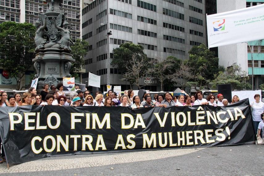 """Esta quarta-feira (25) dá início à campanha """"16 dias de Ativismo pelo Fim da Violência contra as Mulheres"""""""