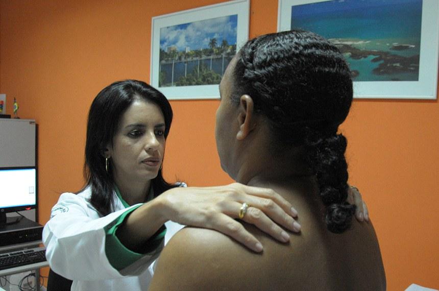 Samu - semana do servidor - mamografia   Prevenção de câncer de mama para servidores municipais.