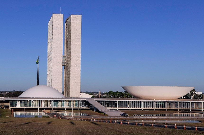 Imagens de Brasília - Palácio do Congresso Nacional  Foto: Roque de Sá/Agência Senado