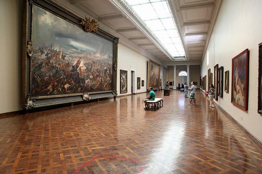 29.03.2013 Museu Nacional de Belas Artes Credito: Halley Pacheco de Oliveira