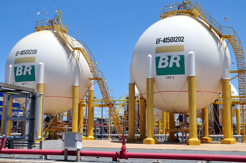 gasodutos petrobras.   Foto: Agência Petrobrás/Divulgação