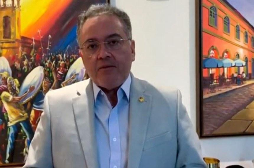 Presidente da comissão mista, senador também é relator de proposta sobre a reforma