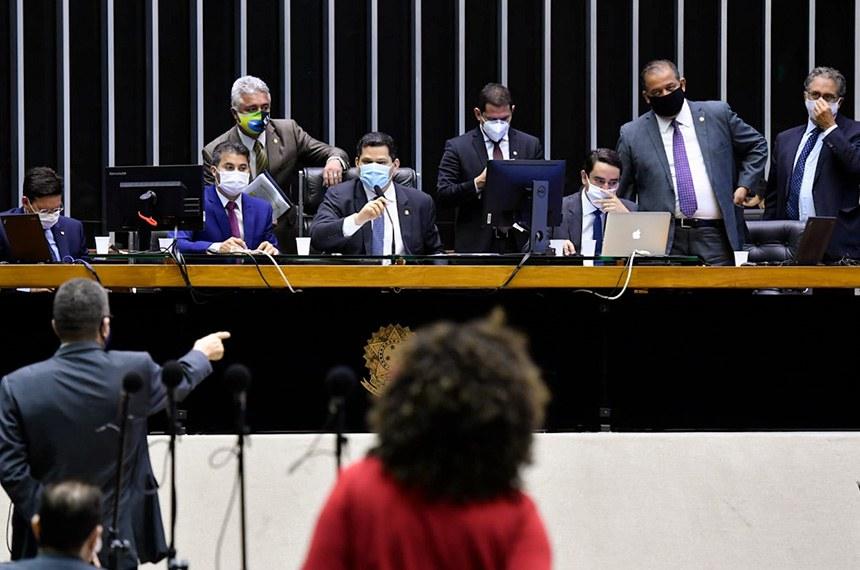 Sessão do Congresso em novembro: parlamentares voltam a se reunir nesta quarta