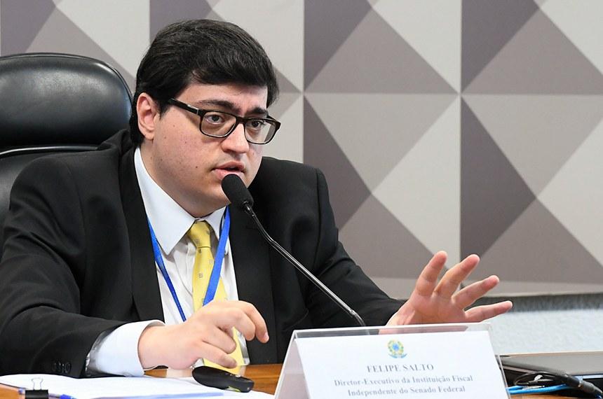 Para o diretor da IFI Felipe Salto, LDO já antecipa mais gastos relacionados à pandemia em 2021
