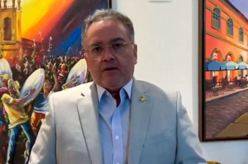 O senador Roberto Rocha, presidente do grupo que estabelece relações bilaterais entre os legislativos dos dois países, pediu ao embaixador da China no Brasil informações sobre o envio de insumos para vacinas