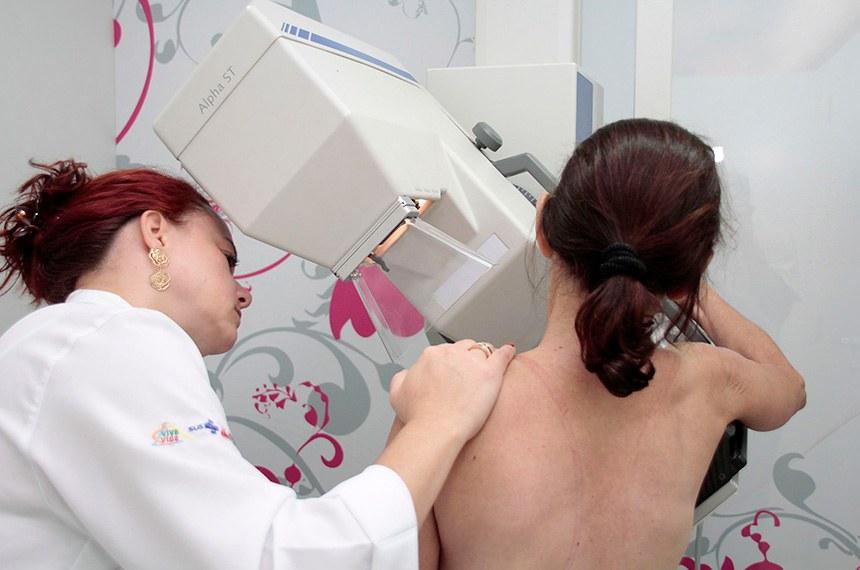 A rede municipal de saúde de Ipatinga assegura a realização de mamografia de rastreamento para mulheres dos 40 aos 69 anos.