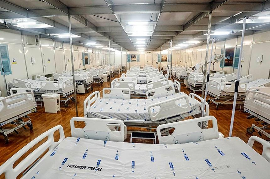 Prefeitura do Recife abre 42 novos leitos para Covid-19 na Policlínica Barros Lima