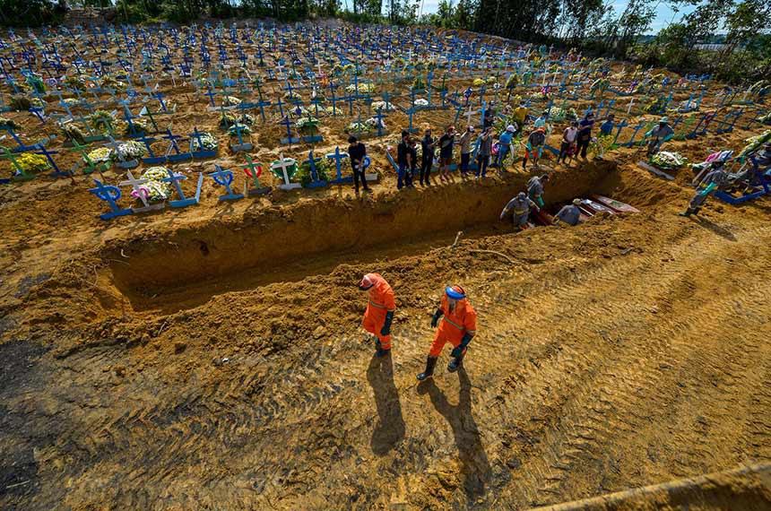 Manaus – Cemitério Público Nossa Senhora Aparecida