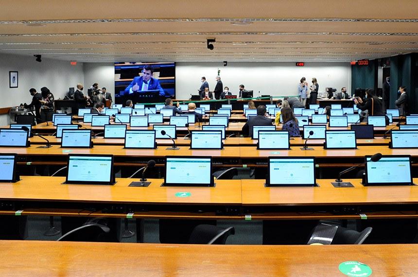 03/03/2021 - Comissão Mista de Orçamento   Discussão e Votação de Propostas