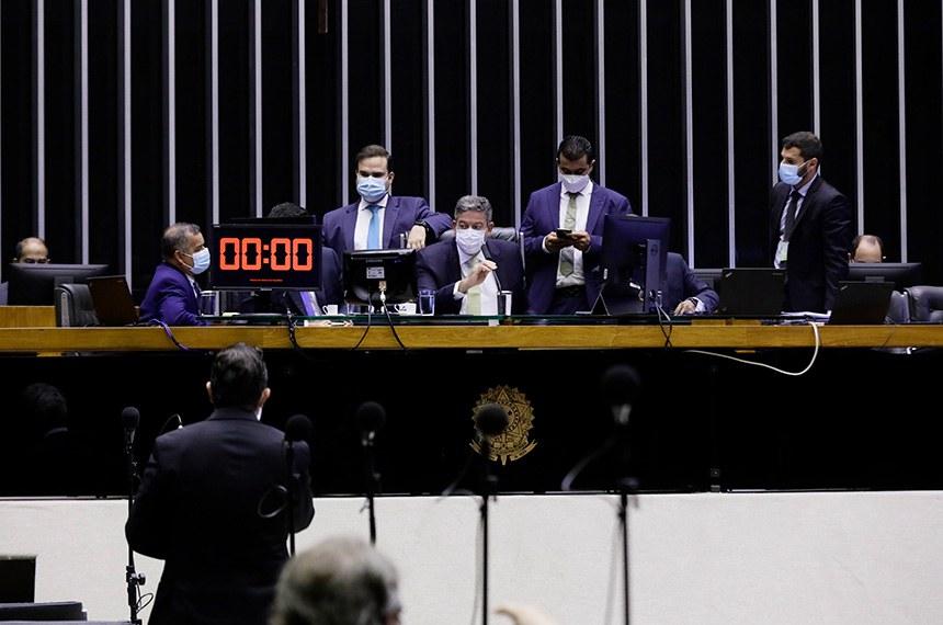 11/03/2021 - Plenário - Sessão Extraordinária DeliberativaVotação de propostas.  Presidente da Câmara, Arthur Lira (PP - AL)  PEC EMERGENCIAL  Najara Araújo/Câmara dos Deputados