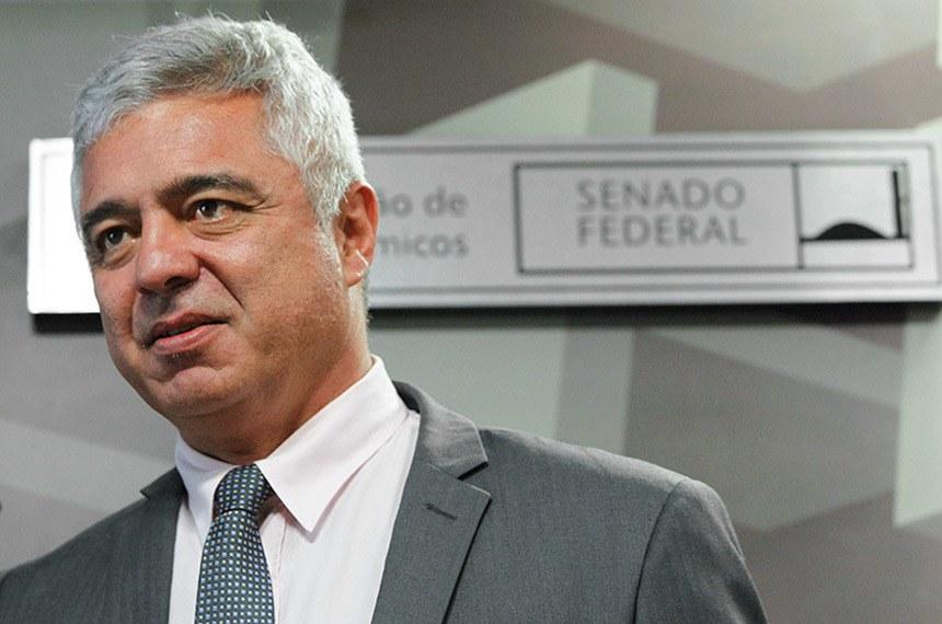 Morte do senador Major Olimpio (PSL-SP) trouxe tristeza profunda para o Senado, disse o presidente da Casa, Rodrigo Pacheco