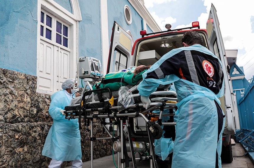 Mato Grosso recebe pacientes Covid-19 em estado grave de Rondônia