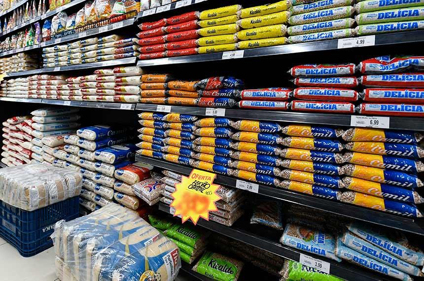 Banco de imagens externas (BIE) - Supermercado.   Foto: Marcos Oliveira/Agência Senado