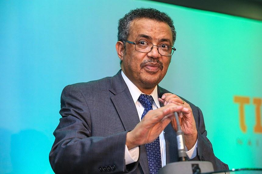 Tedros Adhanom Ethiopia Minister of Foreign Affairs. Photo: Denis Mukundi / World Bank