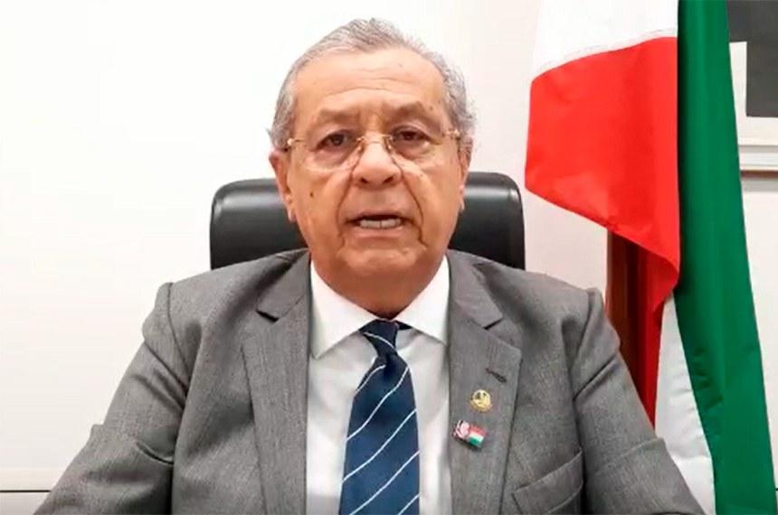 O senador, que já foi prefeito da cidade, lembrou que Várzea Grande é um polo industrial e é o segundo maior município de Mato Grosso