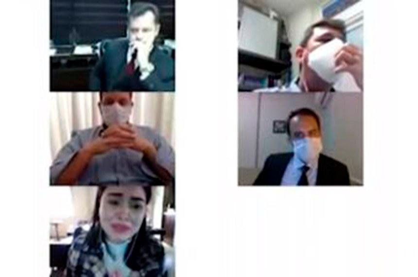 Video mostra tratamento dado a blogueira Mariana Ferrer durante julgamento sobre estupro
