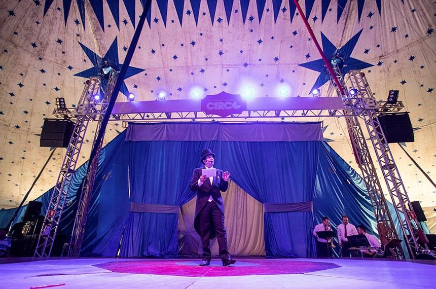 Festival Paulista de Circo.